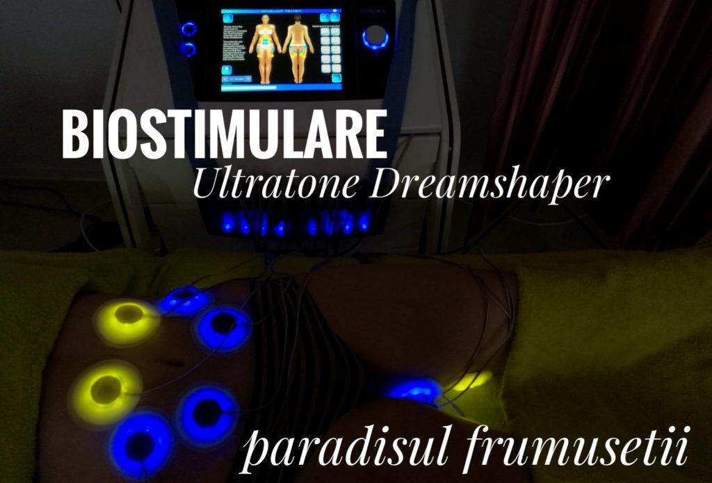 Biostimulare corporala cu Ultratone DreamShaper