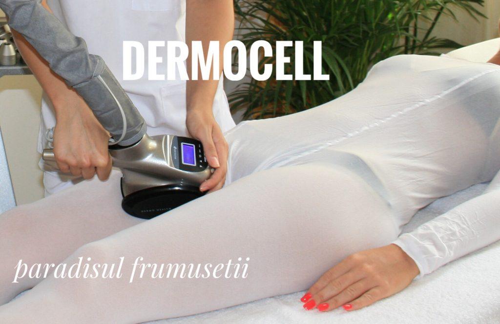 DermoCell la Paradisul Frumusetii