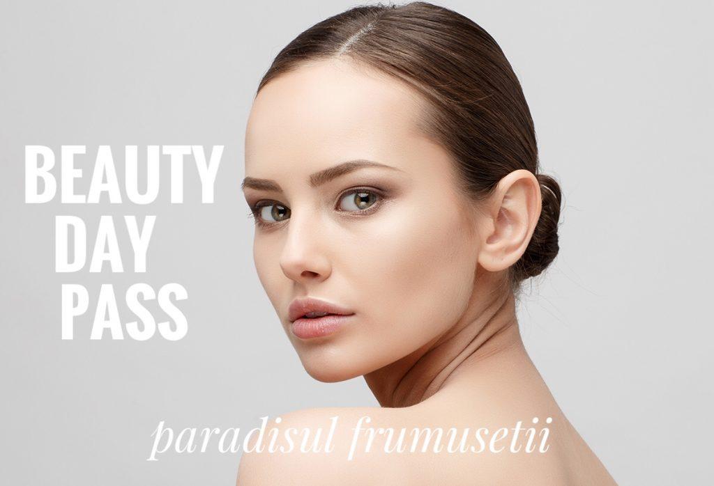 Beauty Day Pass Paradisul Frumusetii Pitesti