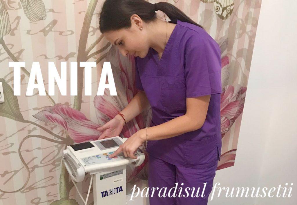 Evaluare cu Tanita la Paradşisul Frumusetii