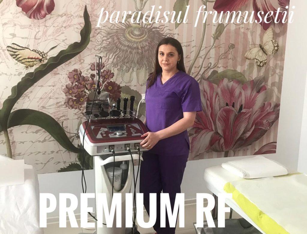 Radiofrecventa Premium RF la Paradisul Frumusetii